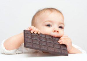 4 Efek Negatif Coklat Bagi Anak-Anak