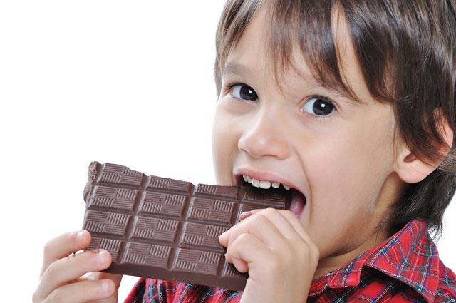 6 Efek Positif Coklat Bagi Anak-Anak