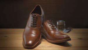 Unik, Ini Dia Sepatu Coklat yang terbuat dari Coklat Asli
