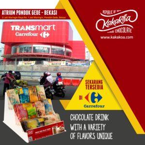 img Carrefour atrium pondok gede - Bekasi