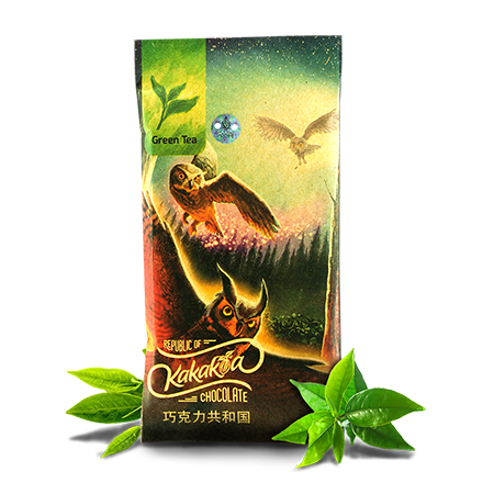 kakakoa varian green tea teh hijau