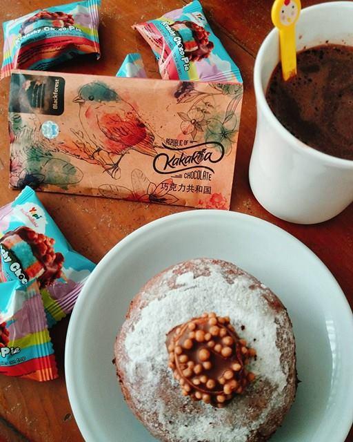 foto kakakoa open reseller snack coklat dan minuman bubuk