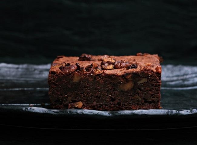 foto brownies cara membuat cake coklat