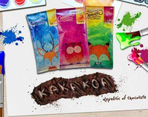 Pesan Coklat Custom dari Kakakoa